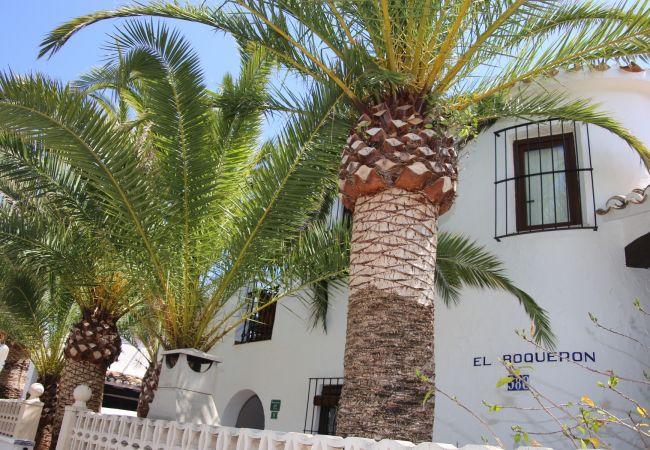 Villa en Denia - Villa 1ª Línea Playa EL BOQUERON