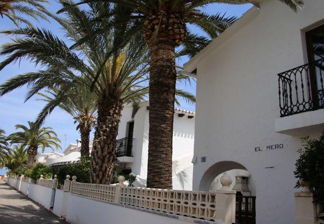 Villa en Denia - Villa 1ª Línea Playa EL MERO