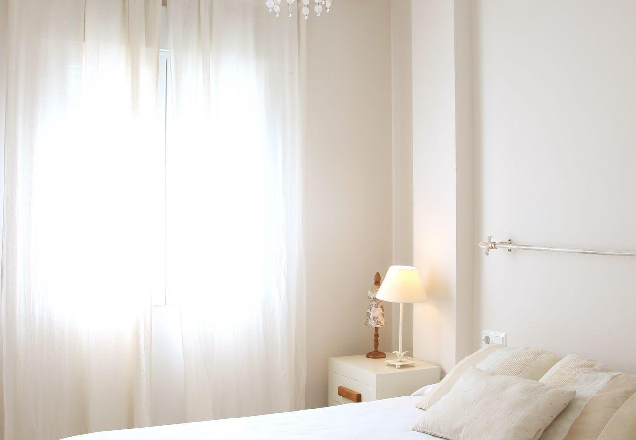 Apartamento en Denia - LES PORTELLES Nº3 1ª Línea Playa