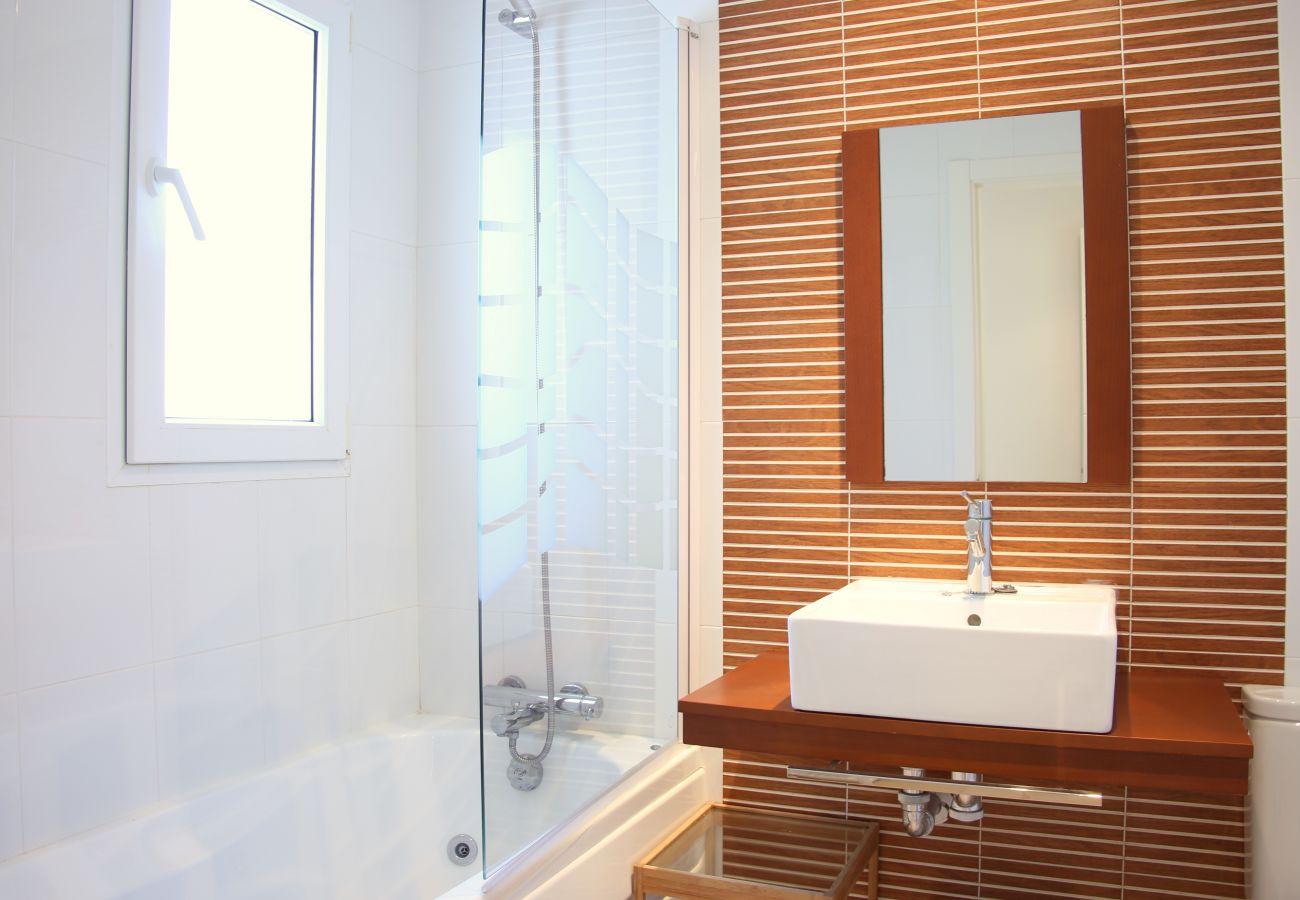 Apartamento en Denia - LES PORTELLES Nº1 1ª Línea Playa