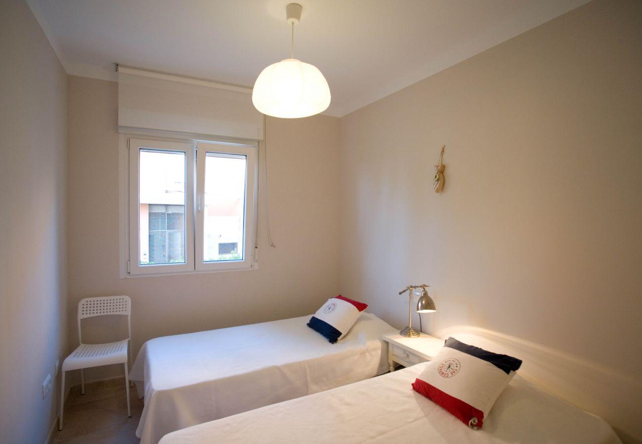 Apartamento en Denia - LES PORTELLES Nº64 1ª Línea Playa