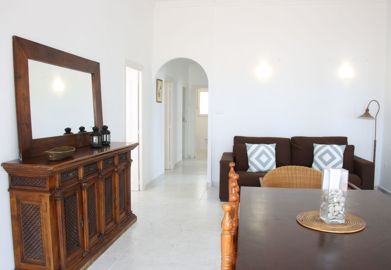 Villa en Denia - Villa LA MAR BRAVA 1ª Línea Playa