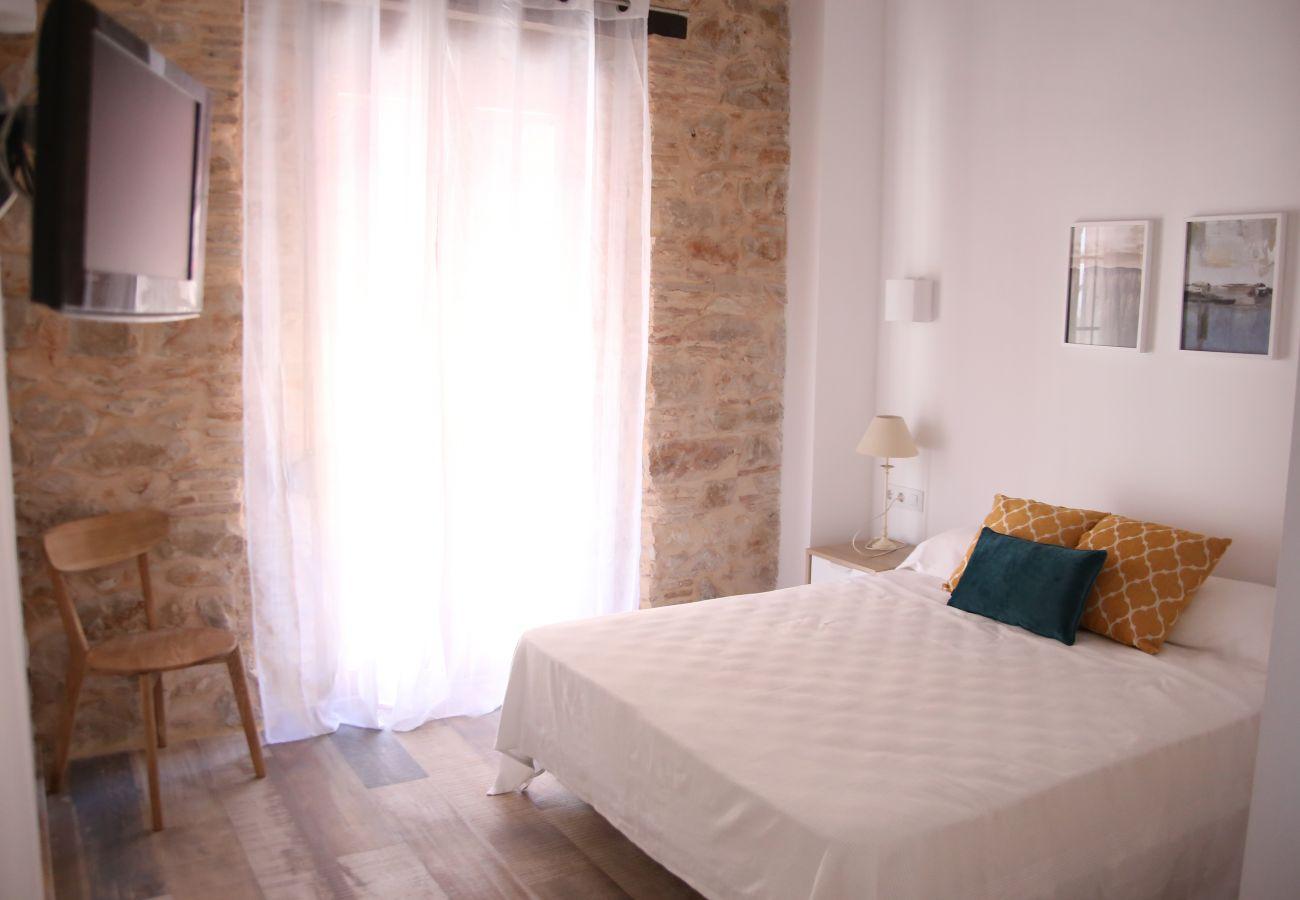 Apartamento en Denia - Ático en el Puerto