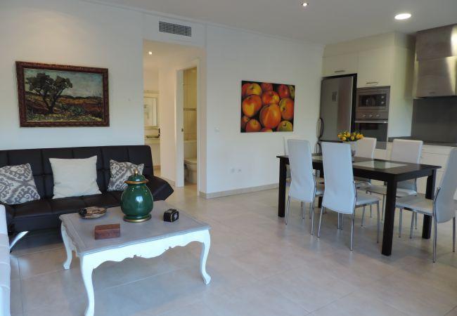 Apartamento en Denia - 1ª Línea de Playa Las Olas