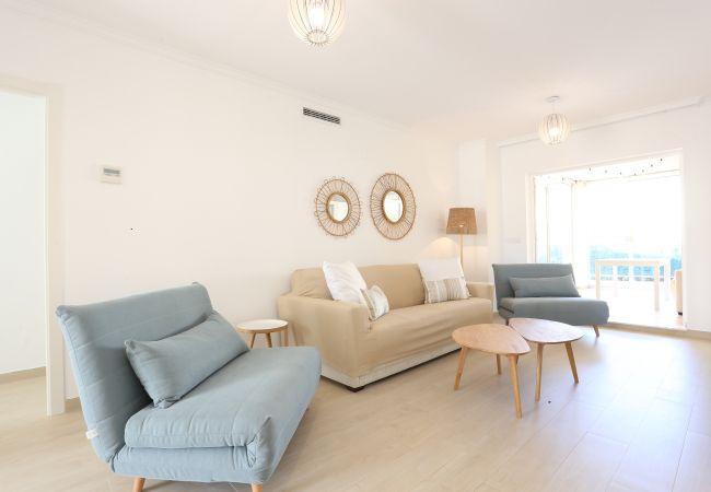 Apartamento en Denia - Marina Azul 1ª Línea Playa