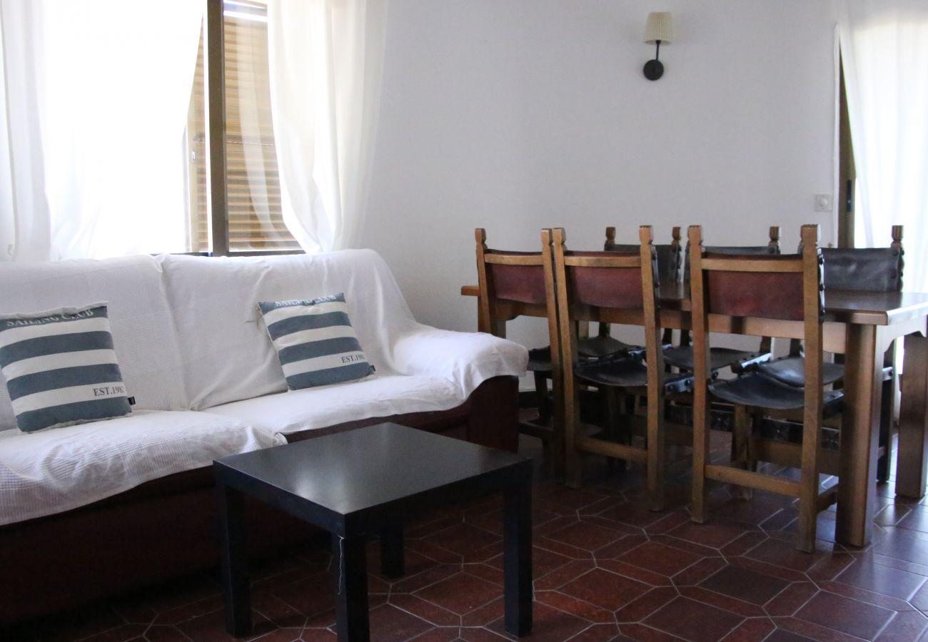 Apartamento en Denia - Los Alamos Nº9, 1ª Línea de Playa