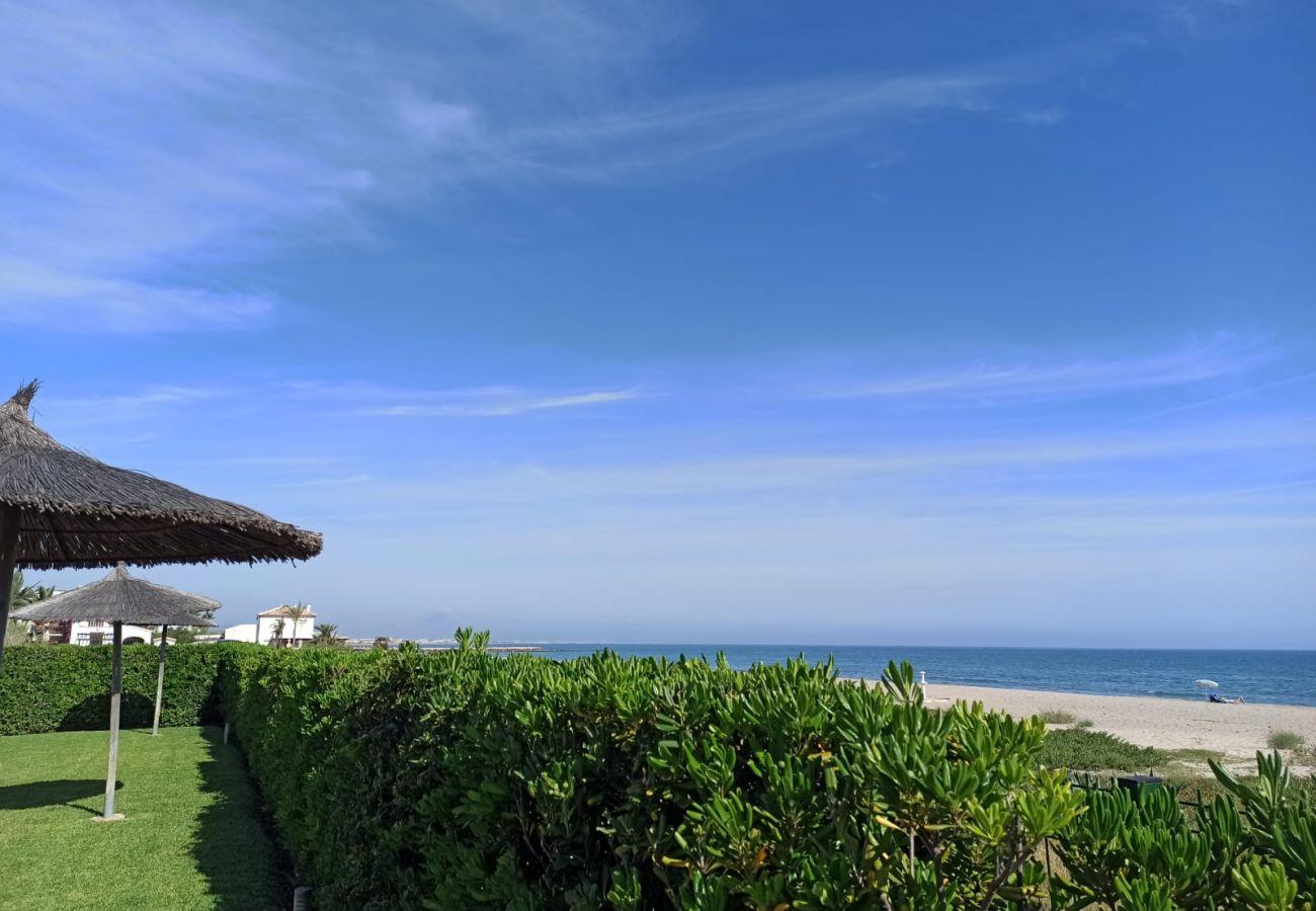 Apartamento en Denia - Meridiano 1ª Linea Playa