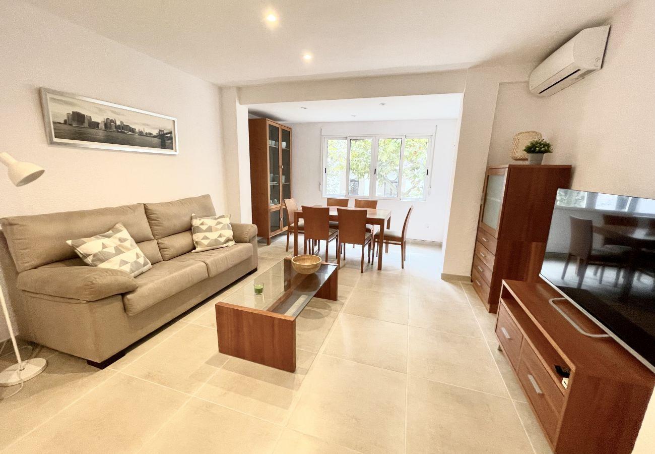 Apartamento en Denia - Apartamento en el Puerto con terraza