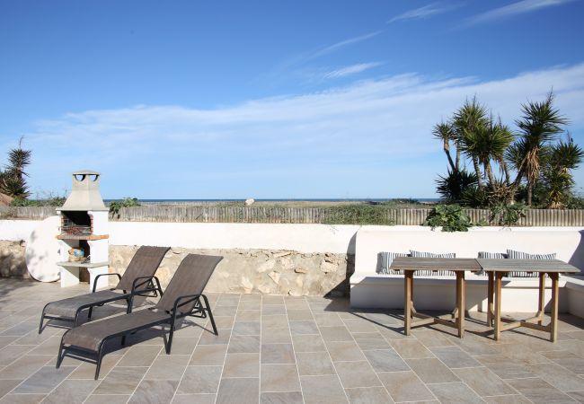 Villa in Denia - Villa 1ª Línea Playa EL SOL
