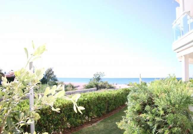Ferienwohnung in Denia - LES PORTELLES Nº57 1ª Línea Playa