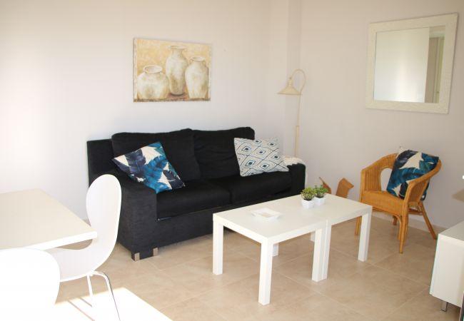Ferienwohnung in Denia - LES PORTELLES Nº63 1ª Línea Playa