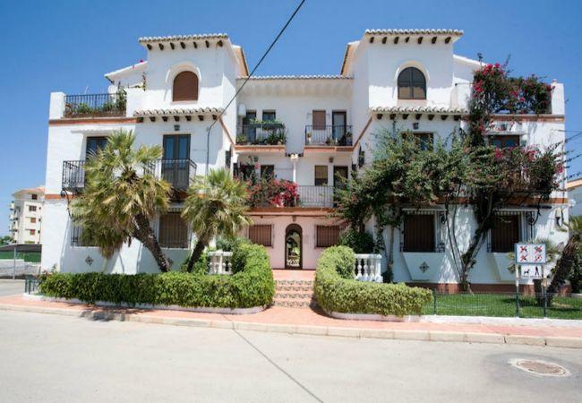 Ferienwohnung in Denia - LOS ALAMOS