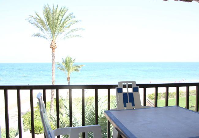 Ferienwohnung in Denia - Los Alamos Nº9, 1ª Línea de Playa