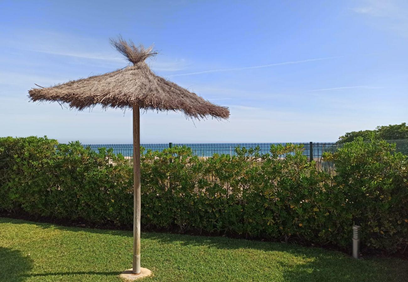 Ferienwohnung in Denia - Meridiano 1ª Linea Playa