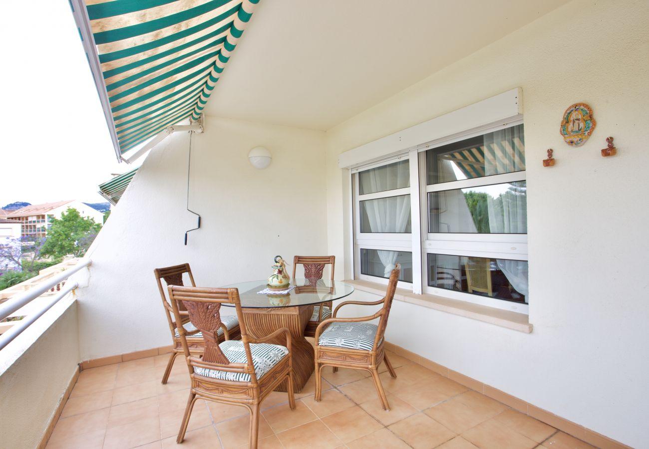 Ferienwohnung in Javea - Apartamento en el Puerto Javea