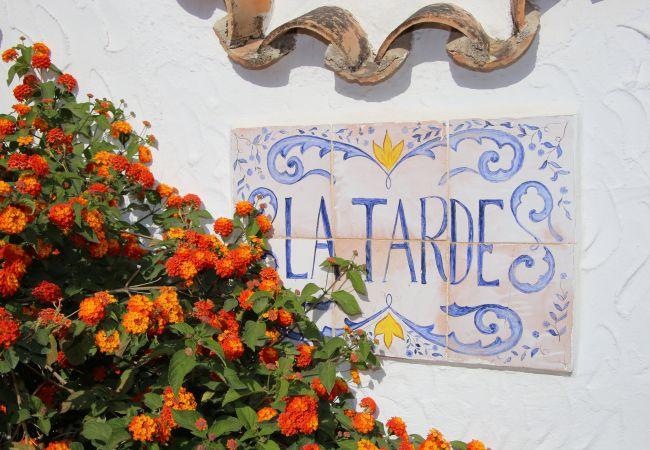 Villa in Denia - Villa 1ª Línea Playa LA TARDE