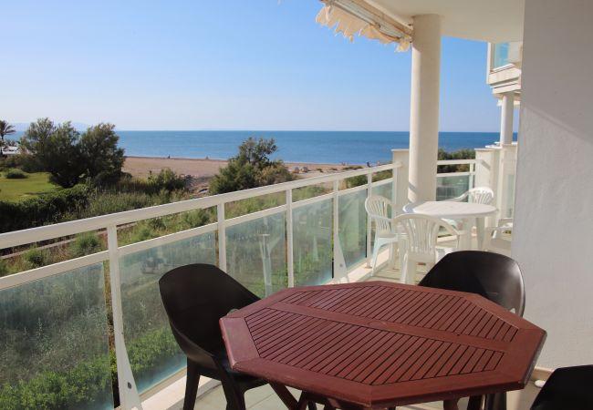 Apartment in Denia - LES PORTELLES 1ª Línea Playa Nº59
