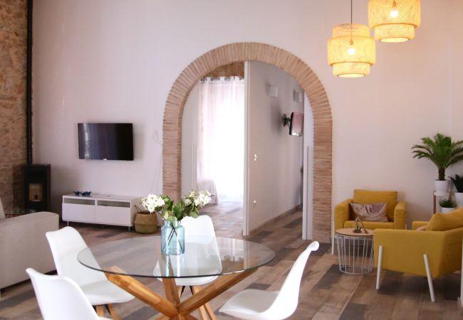 Apartment in Denia - Ático en el Puerto