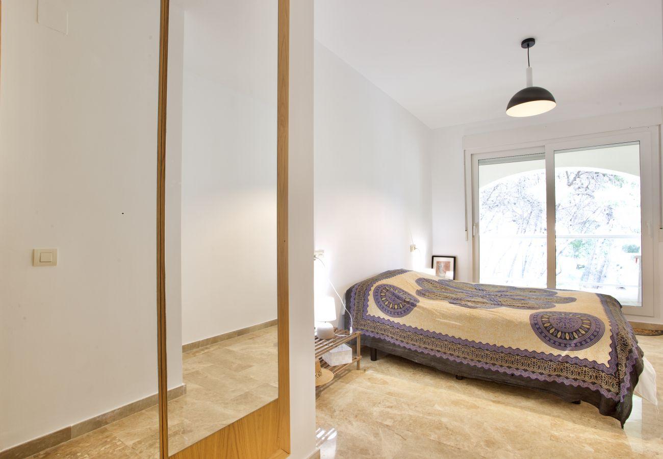 Apartment in Denia - Meridiano 1ª Linea Playa