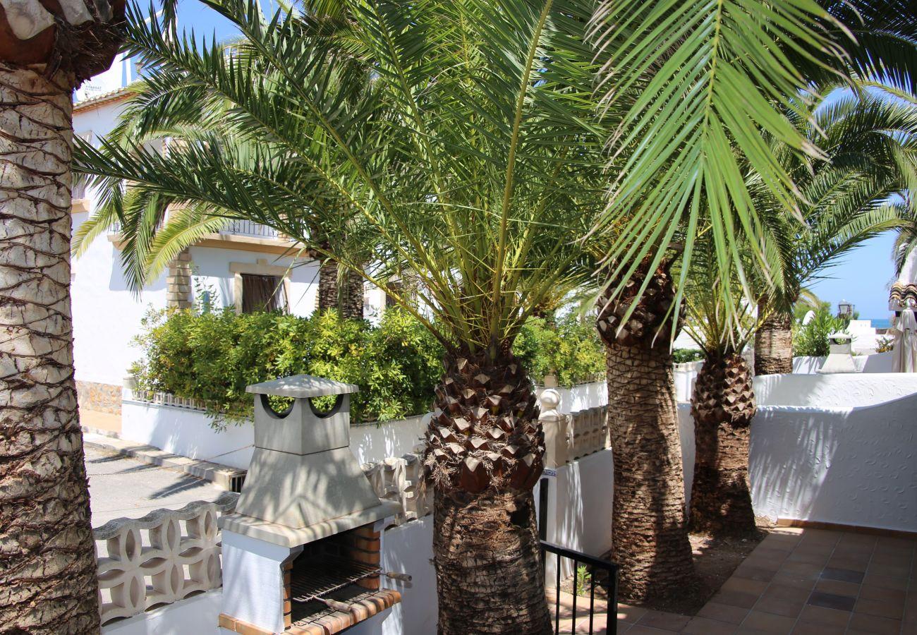 Villa à Denia - Villa EL BOQUERON 1ª Línea Playa