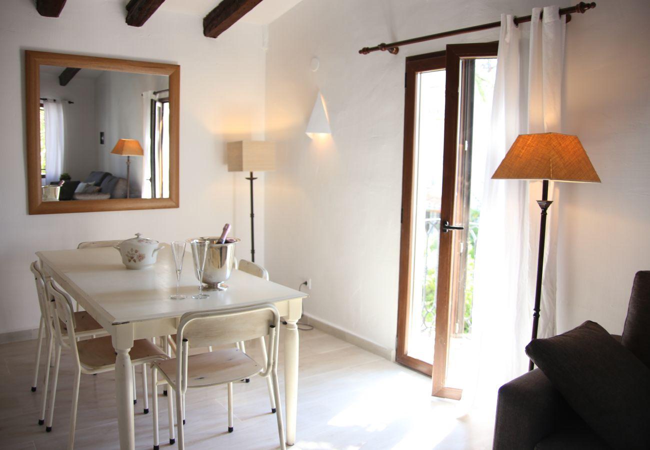 Villa à Denia - Villa EL MERO 1ª Línea Playa