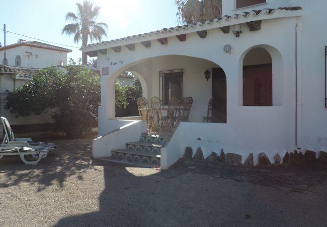 Villa à Denia - EL TANITO