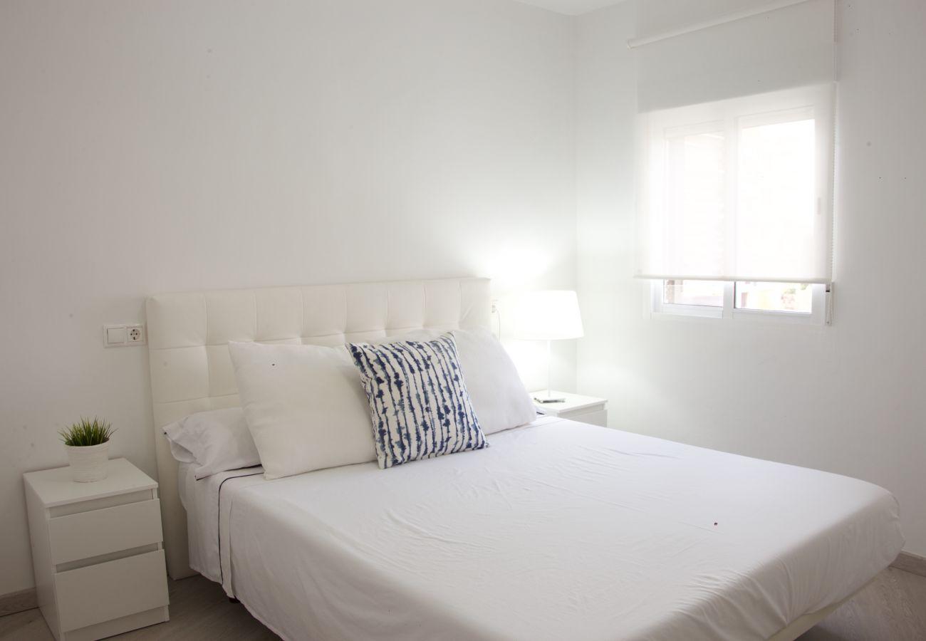 Appartement à Denia - Los Alamos Nº7 1ª Línea de Playa