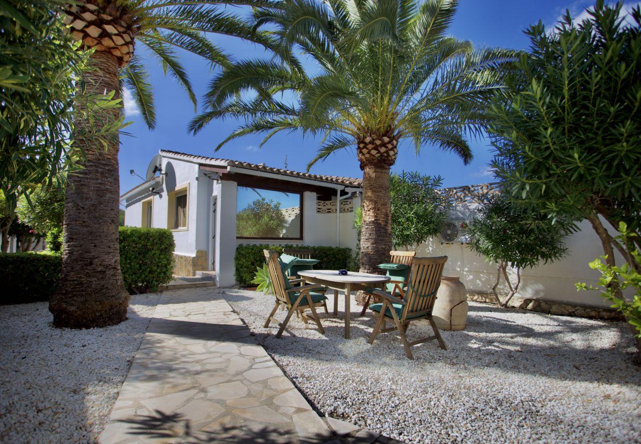 Chalet à Denia - Villa con Piscina y vistas al Mar