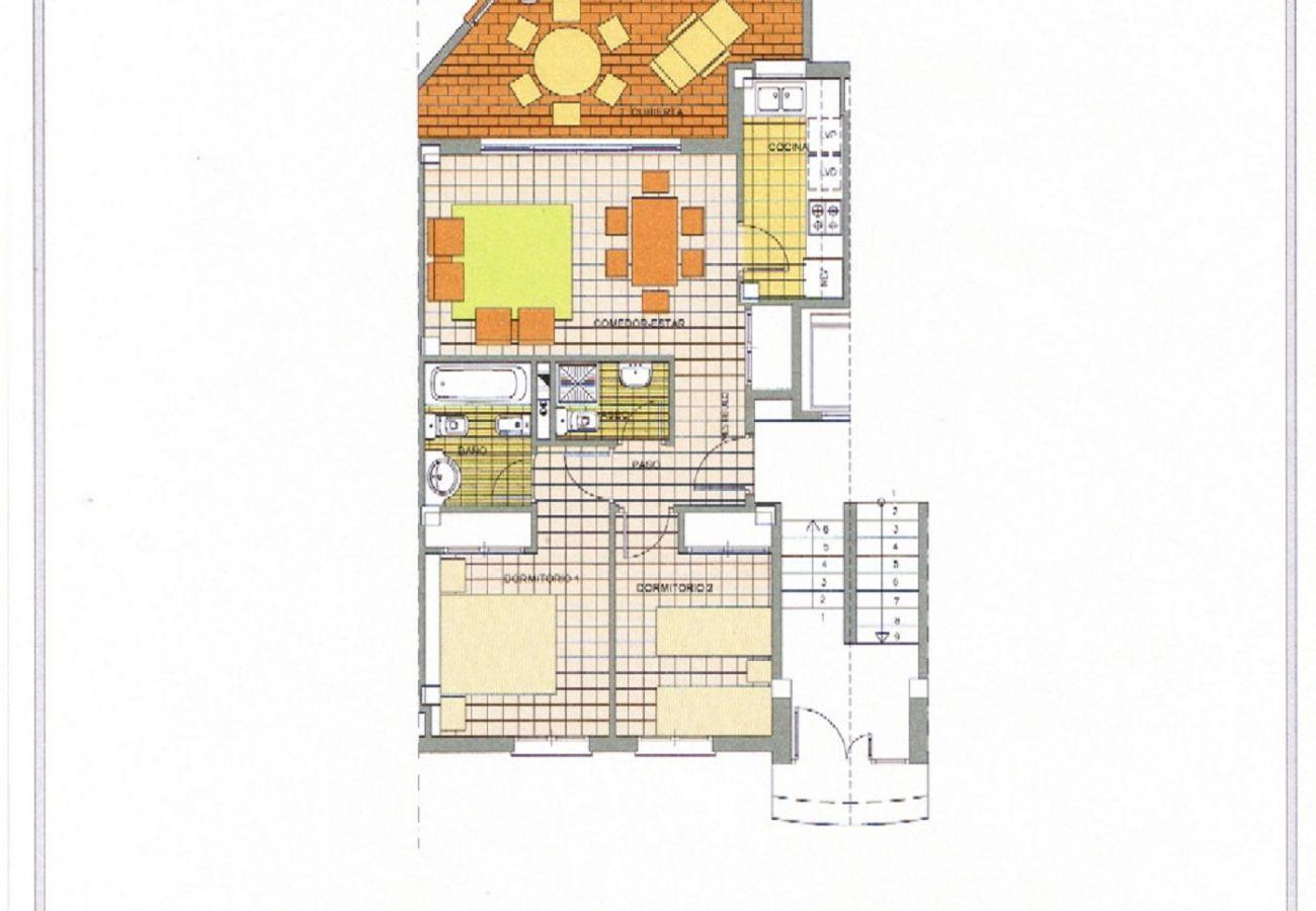 Apartamento en Denia - Portelles del Mar 63