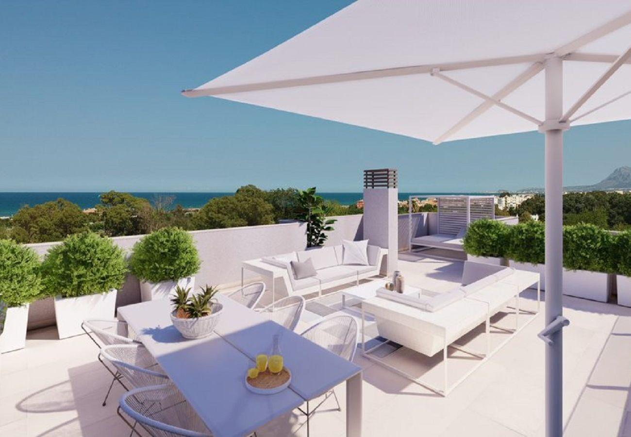 Apartamento en Oliva - Apartamentos con vistas a la Playa de Oliva